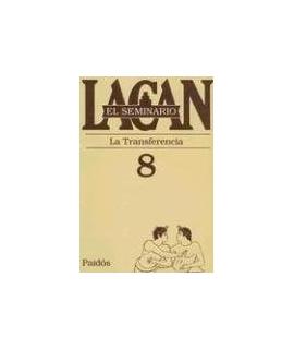 SEMINARIO DE JAQUES LACAN, EL.LIBRO 8. LA TRANSFERENCIA 1960-1961.