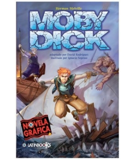 MOBY DICK NOVELA GRAFICA