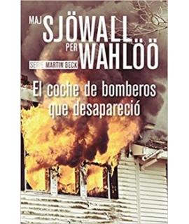 CHOCHE DE BOMBEROS QUE DESAPARECIO