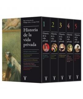 PACK HISTORIA DE LA VIDA PRIVADA