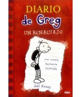 DIARIO DE GREG 1 UN RENACUAJO