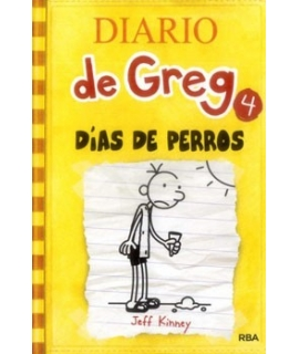 DIARIO DE GREG 4 DIAS DE PERRO