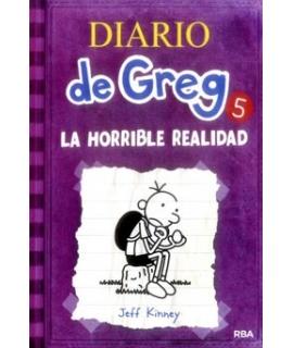 DIARIO DE GREG 5 HORRIBLE REALIDAD LA