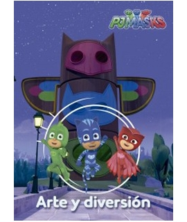 PJ MASKS ARTE Y DIVERSION