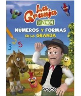NUMEROS Y FORMAS EN LA GRANJA