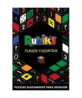 RUBIKS JUEGOS Y DESAFIOS
