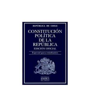 CONSTITUCION POLITICA DE LA REPUBLICA