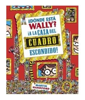 ¿DONDE ESTA WALLY? A LA CAZA DEL CUADRO ESCONDIDO