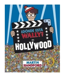 ¿DONDE ESTA WALLY? EN HOLLYWOOD