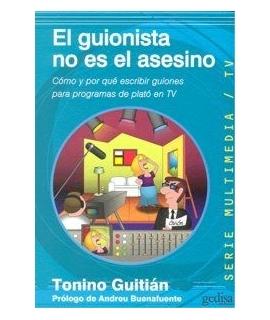 GUIONISTA NO ES EL ASESINO, EL