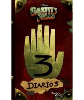 GRAVITY FALLS DIARIOS 3