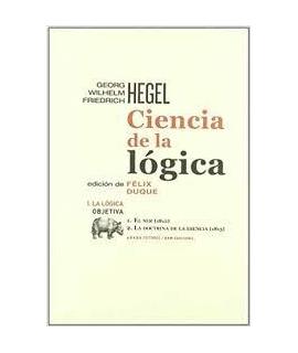 CIENCIA DE LA LOGICA I LA LOGICA OBJETIVA