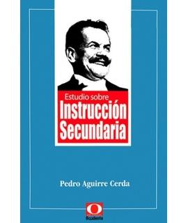 ESTUDIO SOBRE INSTRUCCION SECUNDARIA